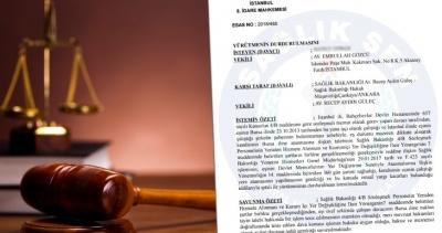 Mahkeme, 4/B'li Çalışanın Eş Durumu Mazeret Tayin Talebini Haklı Buldu