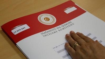 OHAL Komisyonu 1300 kişi için göreve iade kararı aldı