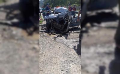 Paramedik Tuğba,Trafik Kazasında Ağır Yaralandı