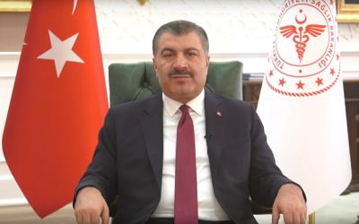 Sağlık Bakanı: 'Hemşireler ve ebeler, sağlık çalışanları içinde isimsiz kahramanlardır'