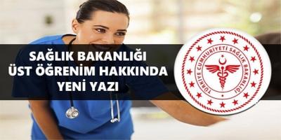 Sağlık Bakanlığı Mesleki Üst Öğrenim Kapsamında Geçerli Olan Ön Lisans ve Lisans Bölümleri (Güncel)