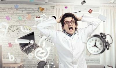 Sağlık çalışanlarının stresi nasıl azaltılır?