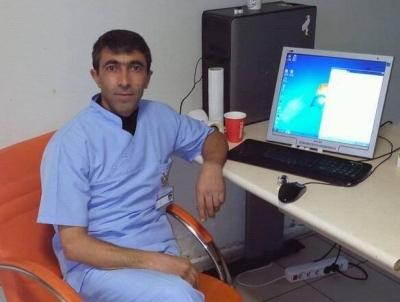 Hastane Personeli iple asılmış şekilde ölü bulundu