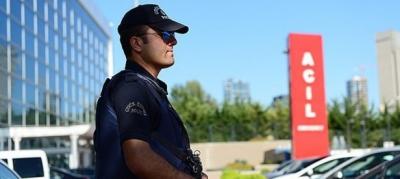 Sağlık personeline polis koruması