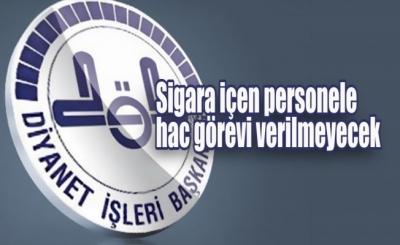 Sigara İçen Sağlık Personeli Hac Organizasyonunda Görev Alamayacak!