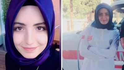 Sınıra gidiyordu! Paramedik Büşra BOYACI Şehit Oldu!