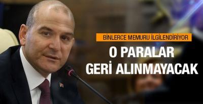 Süleyman Soylu'dan 2010 KPSS Açıklaması