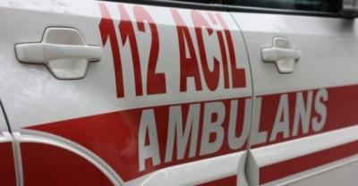 Suriye sınırına çok sayıda ambulans sevk edildi