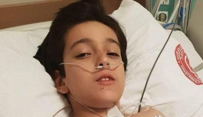 Tabancadan çıkan kurşunla yaralanan çocuğa ilk müdahale doktor babasından geldi