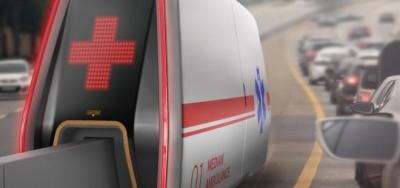 Trafiğe Takılmadan Hayat Kurtaracak Ambulans