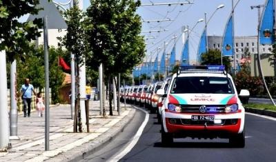 Türkiye'nin en büyük UMKE tatbikatı başladı