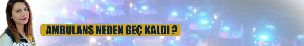 112 Sağlık Ekiplerin İstanbul Yollarında Yaşadığı Zorluklar Havadan Görüntülendi