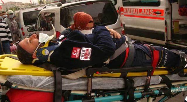 Aksaray'da Denetim Ekibini Darbettiği İddia Edilen Eczane Çalışanı ve Eczacı Serbest Bırakıldı