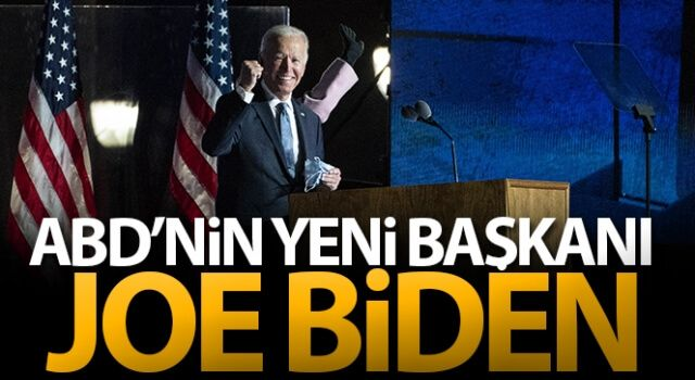 ABD'nin 46.Başkanı Joe Biden