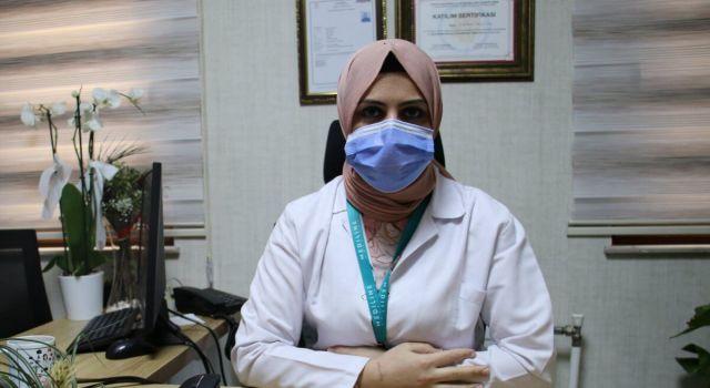 Elazığ'da Koronavirüsü Yenen Doktor 5 Gününü Hatırlamıyor
