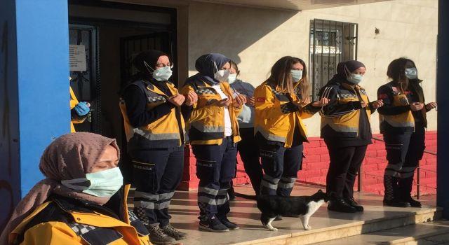 112 Personeli Koronavirüs'e Yenik Düştü