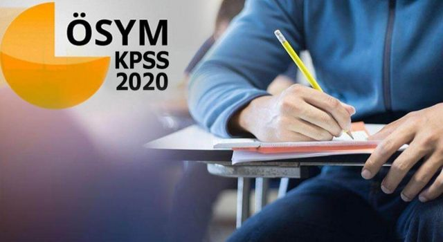2020-KPSS Ortaöğretim Sınav Sonuçları Açıklandı