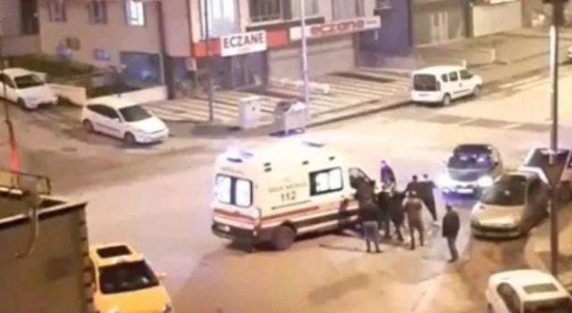 Ankara'da 112 Ekibine Saldıran Şüpheli Hakkında Soruşturma Başlatıldı