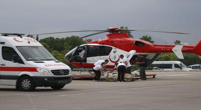 Deniz ve Hava Ambulansları İçin Acil Tıp Teknisyeni ve Paramedik İstihdam Edilecek