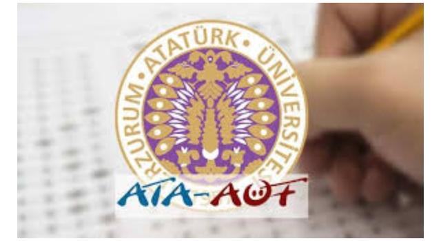 Atatürk Üniversitesi 2020-2021 Eğitim-Öğretim Yılı Güz Yarıyılı Online Bütünleme Sınavı Bilgilendirme