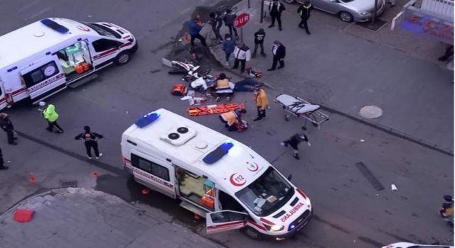 Ambulans İle Motosiklet Çarpıştı! 1 Kişi Hayatını Kaybetti