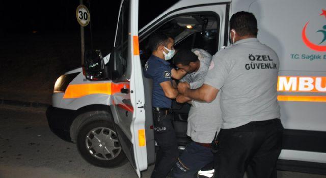 Hastane Önünden Ambulans Kaçırdı! Savunması Hayrete Düşürdü