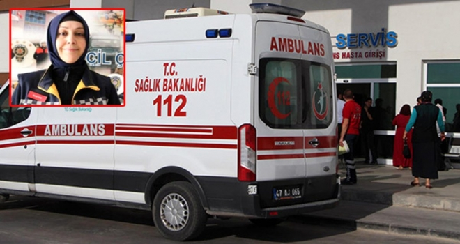 Ambulans Çağırdı, Gelen 112 Ekibine Saldırdı