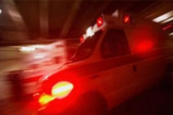 Yaralıları taşıyan ambulans kaçırıldı