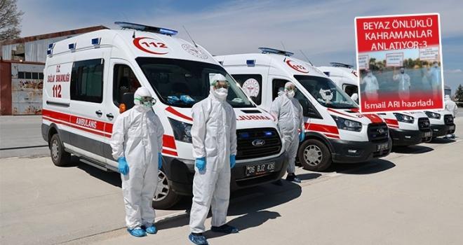 Acil Tıp Teknisyenleri, Bir 112 Krizinin Kapıda Olduğuna Dikkat Çekiyor