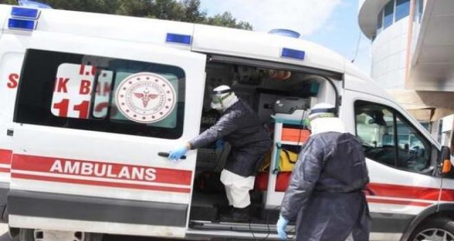 Koronavirüs İle Mücadele Eden 112 Acil Sağlık Personelleri, Ailelerinden Ayrı