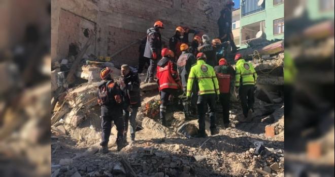 Depremzedelerin Kahramanları Olmuşlardı