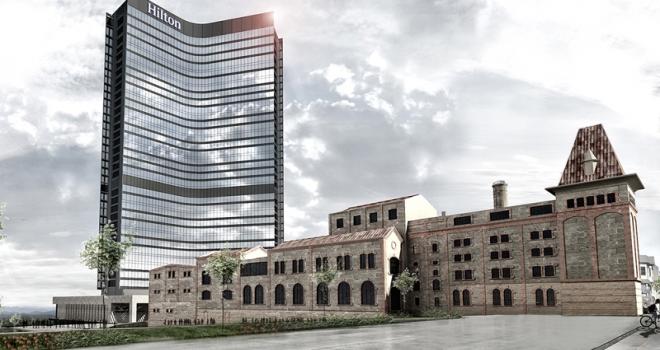 Hilton Bomonti de Sağlık Çalışanlarına Kapılarını Açtı