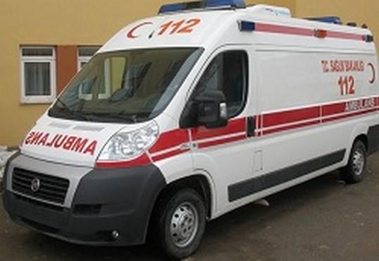 Rize'de Yeni 112 Acil Servis İstasyonu Yapılacak
