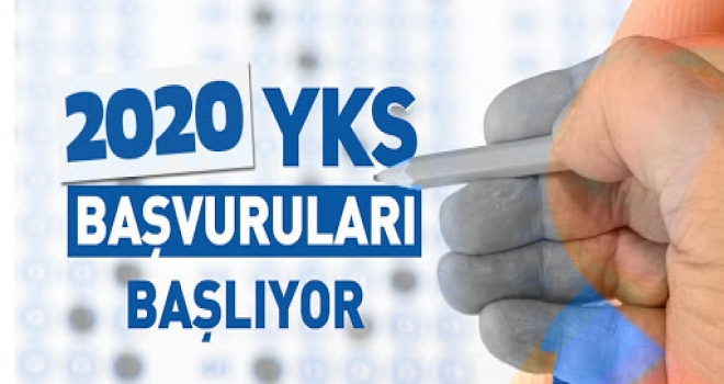 2020-YKS Başvuruları