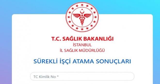 Sürekli İşçi Alımı İle İstanbul'a Yerleşen Adaylar İçin Kurum Sorgulama