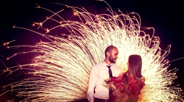 Acil Tıp Teknisyeninden Sürpriz Evlilik Teklifi