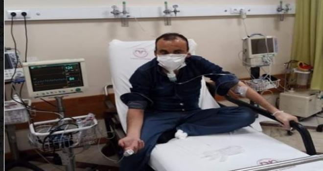 Genç Paramedik Koronavirüs'ten Hayatını Kaybetti