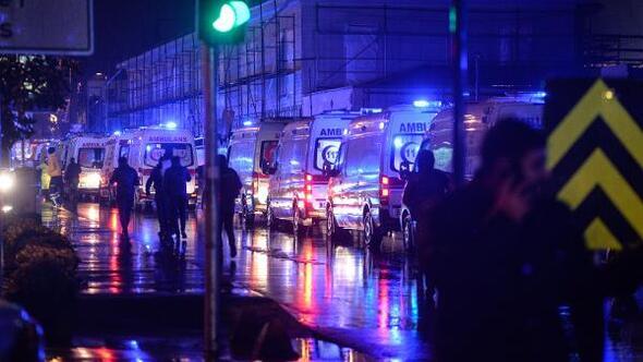 Ambulans Sürücüsü Gazi :