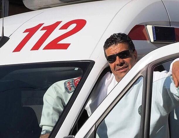 Ambulans Sürücüsü Vefat Etti