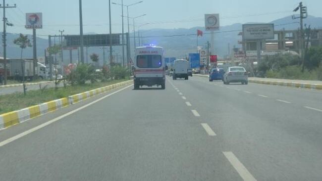 Ambulansın Kaçırıldığı Olayda 1 Polis Memuru Vuruldu