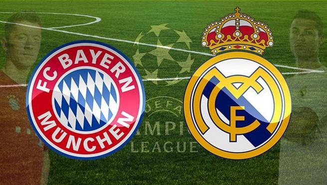 Bayern Münih Real Madrid maçı hangi kanalda saat kaçta? Lewandowski oynayacak mı?