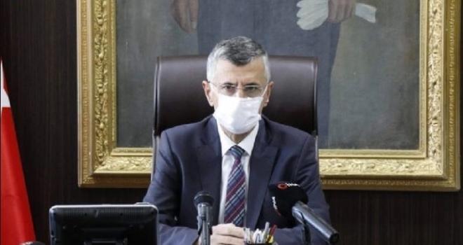Vali Erdoğan Bektaş: Sağlıkçılar Hem Kendilerini Sıkıntıya Sokuyorlar, Hem bizi Sıkıntıya Soktular