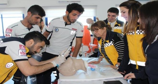 2020 YKS İlk ve Acil Yardım (Paramedik) Bölümü Kontenjanları