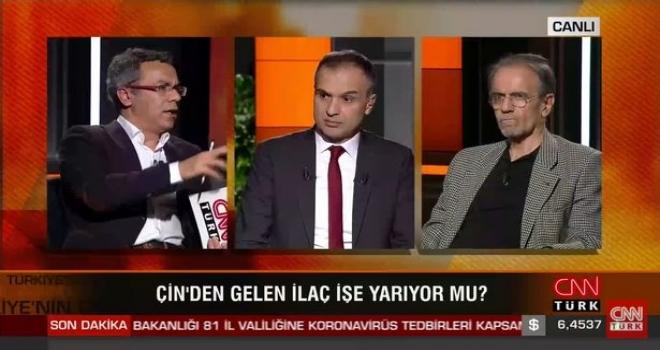 Prof. Dr. Mehmet Ceyhan, Sağlıkçıların En Riskli Grup Olmasının Nedenini Açıkladı
