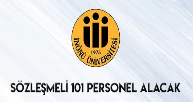 İnönü Üniversitesi (Hemşire, Sağlık Teknikeri) Sözleşmeli Sağlık Personeli Alım İlanı