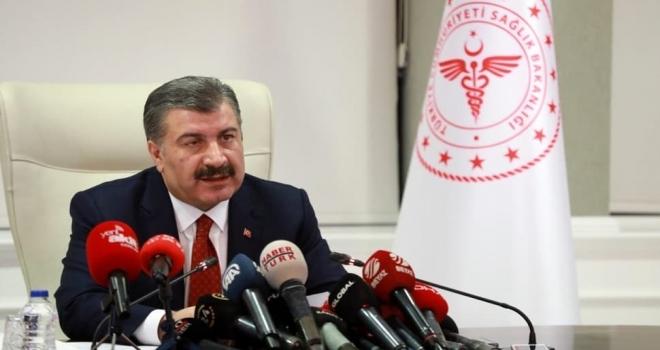 Sağlık Bakanı Koca, 19.00'da Açıklama Yapacak