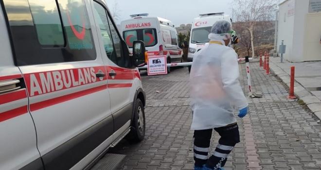 Ambulansla Hasta Nakil Kriterleri Kılavuzu