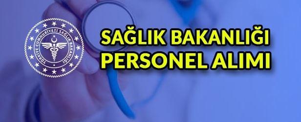 Sağlık Personeli Alımı : Ünvan Bazında Sağlık Personeli Kadroları