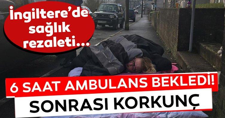 Sağlık Rezaleti! 6 saat Ambulans Bekleyen Kadın Hayatını Kaybetti