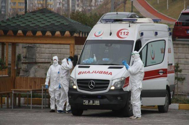Pandemi Neferleri